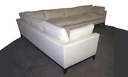 J Green Furniture Milano Sectional