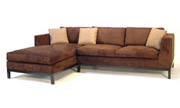 J Green Furniture Henry Chaise Sectional